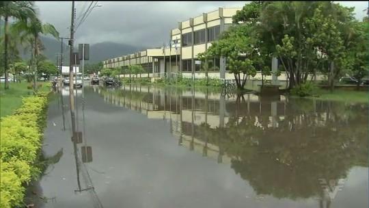 Chuvas provocam estragos na área rural de Miracatu, SP