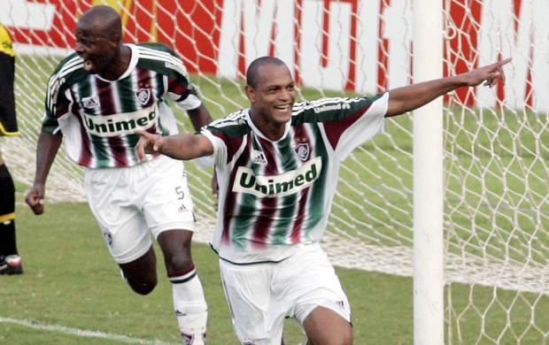 Tuta Fluminense x Volta Redonda 2005 (Foto: Reuters)