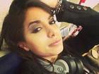 Após três horas em aeroporto, Anitta lamenta voo cancelado