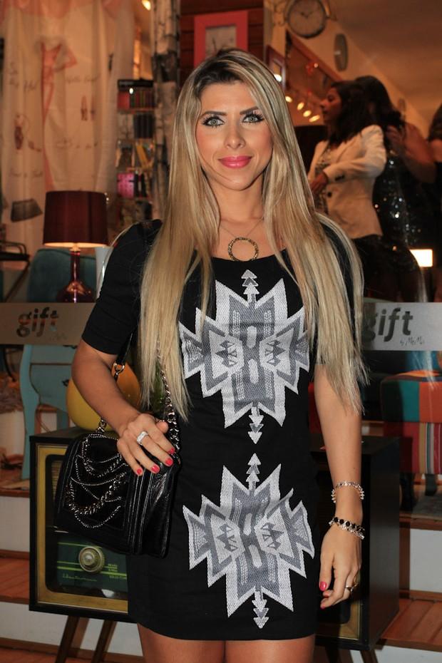 Ana Paula Minerato (Foto: Claudio Augusto / Foto Rio News)