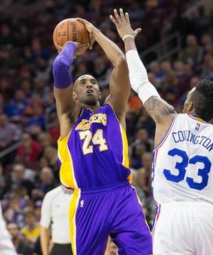 Kobe Bryant aponta top 5 de lendas da NBA e se coloca fora da lista 31c2055b2540b