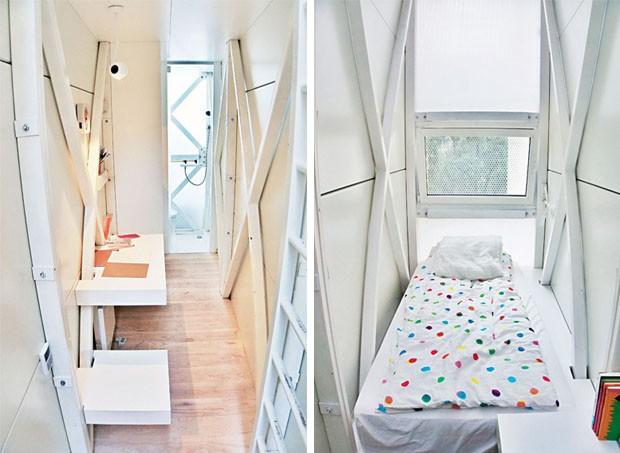 Arquitetura no limite (Foto: © Polish Modern Art Foundation )