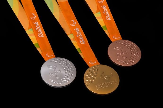 Medalha dos Jogos Olímpicos Rio 2016 (Foto: Divulgação/Rio2016)