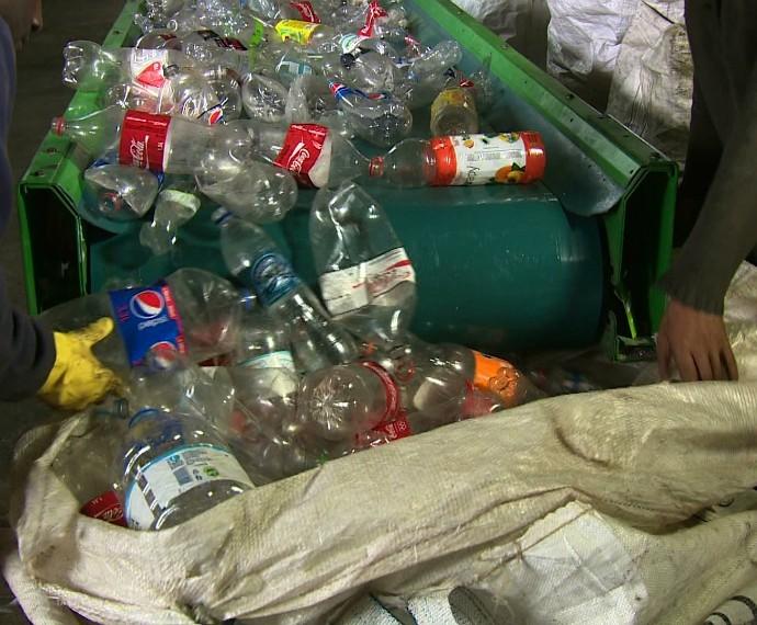 Inspiração lixo Mistura com Rodaika (Foto: Reprodução/RBS TV)