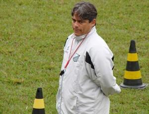 Marcelo Veiga, técnico do Bragantino (Foto: Divulgação)