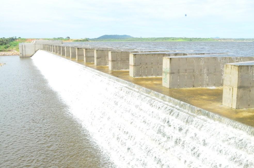 Barragem de contenção do Rio Cocó vai minimizar efeito das enchentes nas populações ribeirinhas (Foto: Governo do Estado/Divulgação)