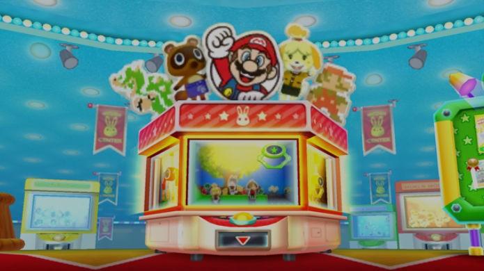 Melhores jogos grátis para 3DS: Nintendo Badge Arcade (Foto: Divulgação/Nintendo)