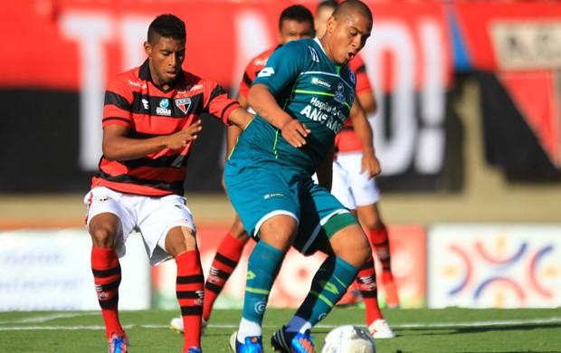 Atlético-GO x Goiás - Final campeonato goiano (Foto: Wildes Barbosa / O Popular)