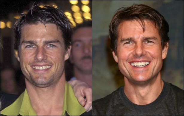 Em fevereiro de 1996, Tom Cruise tinha 33 anos. Hoje o astro da saga 'Missão: Impossível' tem 52. (Foto: Getty Images)