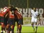 Vitória vence Bragantino e se classifica à terceira fase da Copa do Brasil