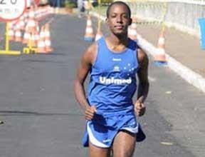 Bruno de Souza irá participar de corrida em Poços de Caldas (Foto: Arquivo/Bruno)
