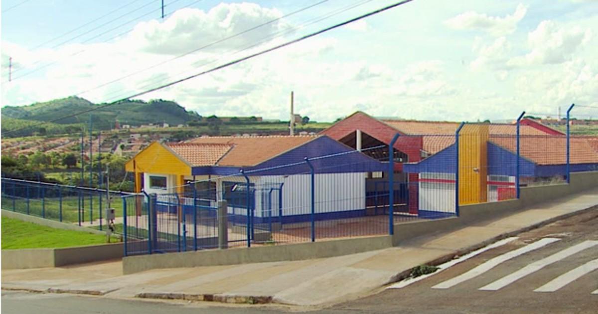 Pronta há mais de um ano, creche permanece fechada em Guaxupé ... - Globo.com
