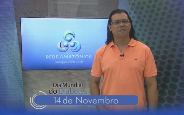 Evento ocorre em frente à sede da Rede Amazônica (Foto: Rede Amazônica)