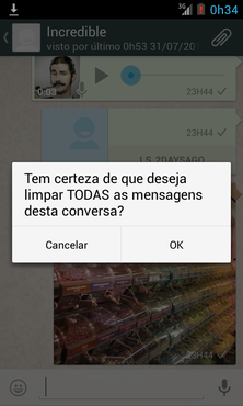 screenshot de WhatsApp Messenger