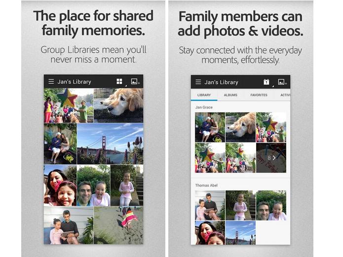 Adobe Revel é um editor de fotos para Android (Foto: Divulgação)
