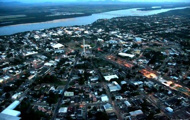 Boa Vista cresceu às margens do Rio Branco (Foto: Tiago Orihuela/ Divulgação)