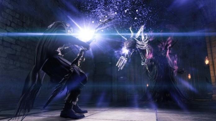 As magias são um importante componente de Dark Souls (Foto: Divulgação)