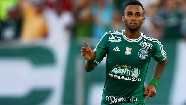wesley Bragantino x Palmeiras (Foto: Wagner Carmo/Agência Estado)