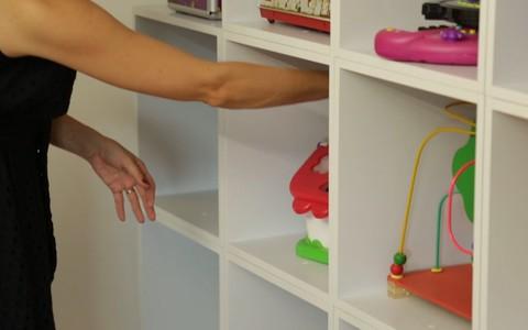 Veja como organizar os brinquedos e dar independência para as crianças