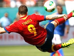 Fernando torres, Espanha e Haiti (Foto: Agência Reuters)
