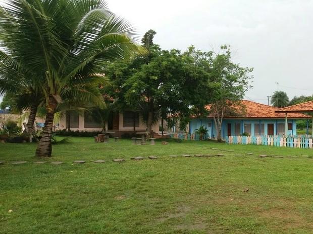 Casa, abrigo, Lar Bethânia, adolescentes, meninas, Santana, Amapá (Foto: Rosane Cordeiro/Arquivo Pessoal)