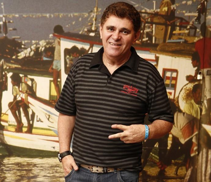 Ivanildo Gomes Nogueira será um delegado em 'Velho Chico' (Foto: Inacio Moraes/ Gshow)