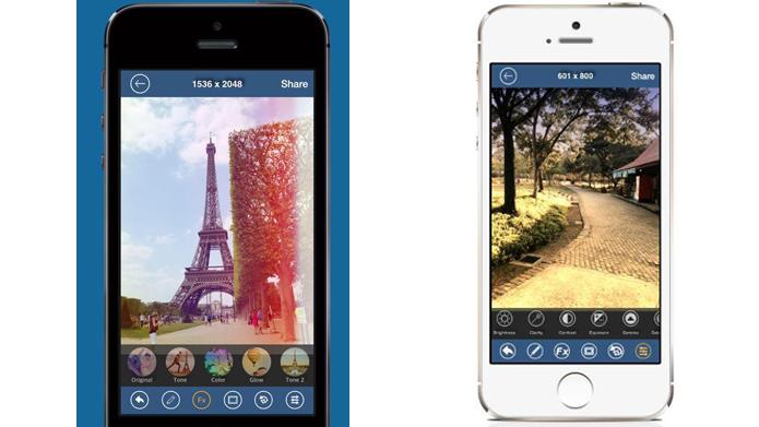 Recurso aplica filtros customizados em vídeos (Foto: Divulgação/iTunes)