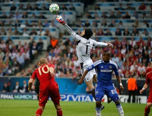 Petr Cech do Chelsea (Foto: Reuters)