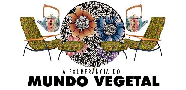 Vegetais, minerais e animais inspiram a decoração (Foto: Divulgação)