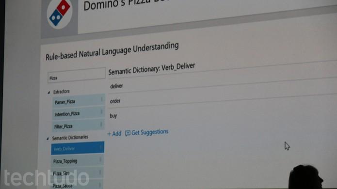 Já é possível integrar Cortana por bot com sistemas de atendimento de lojas (Foto: Thássius Veloso / TechTudo)