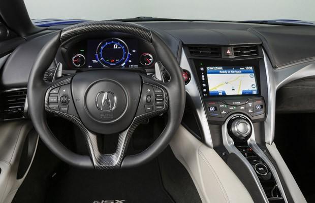 Acura NSX (Foto: Divulgação)