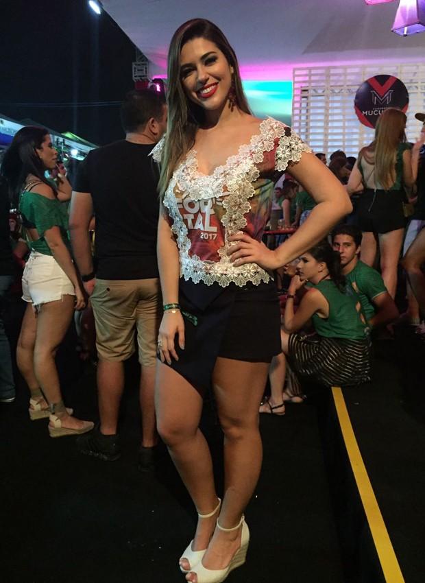 Vivian Amorim (Foto: QUEM)