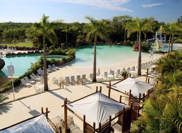Mabu Thermas Grand Resort (Foto: Divulgação)