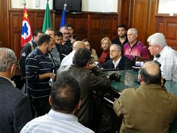 CPI vai investigar suposto esquema de desvio de dinheiro em São Carlos (Foto: Divulgação/Câmara Municipal)