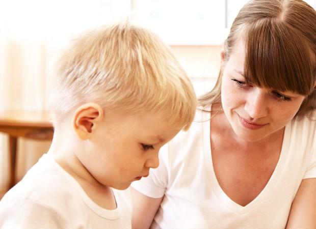 mãe; bebê; conversa (Foto: Thinkstock)