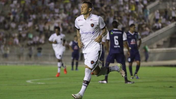 Rafael Oliveira, Botafogo-pb (Foto:  Raniery Soares / Paraíba Press / Botafogo-PB)