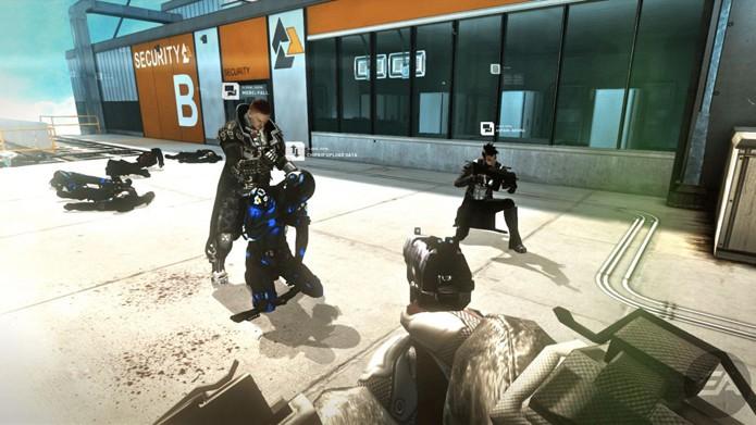Syndicate foi banido na Austrália pela sua violência (Foto: Divulgação/EA)