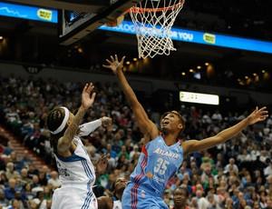WNBA Angel McCoughtry e Seimone Augustus (Foto: Getty Images)