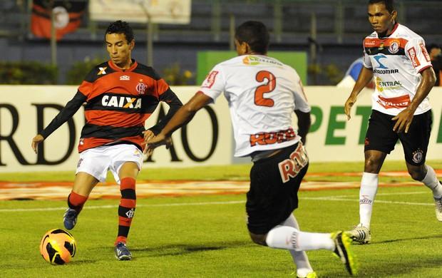 Rafinha Campinense x Flamengo (Foto: Alexandre Vidal / Flaimagem)