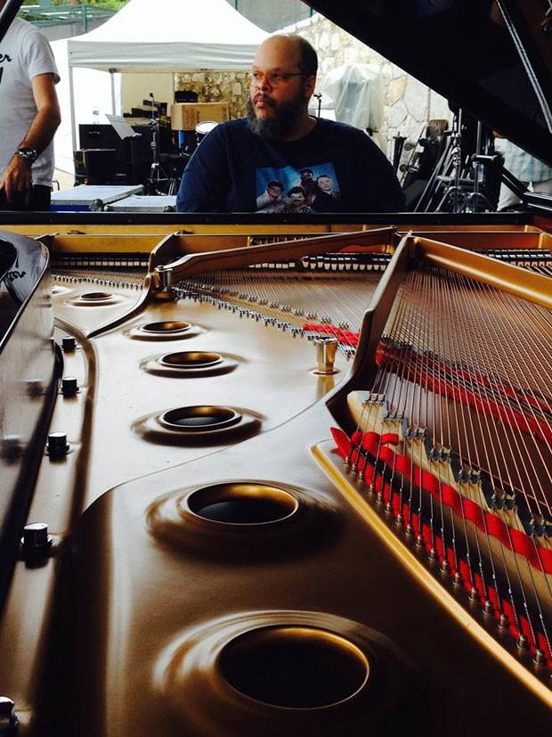 O músico Ed Motta. (Foto: Divulgação/Ed Motta)