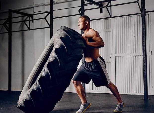Venha se exercitar com aulas de crossfit e muito mais (Foto: Divulgação/ RPC)