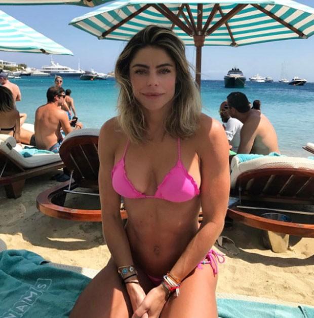 Daniella Cicarelli (Foto: Reprodução)