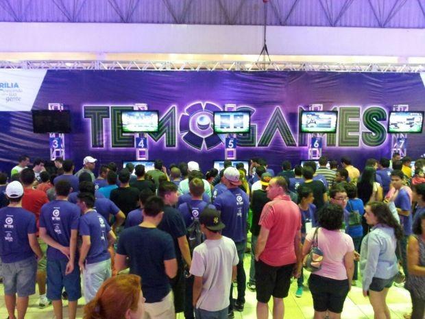 Mais de 200 competidores participam do evento neste ano  (Foto: Giliardy Freitas/ TV TEM)