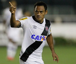 Marcinho gol Vasco x Volta Redonda (Foto: Marcelo Sadio / Flickr do Vasco)