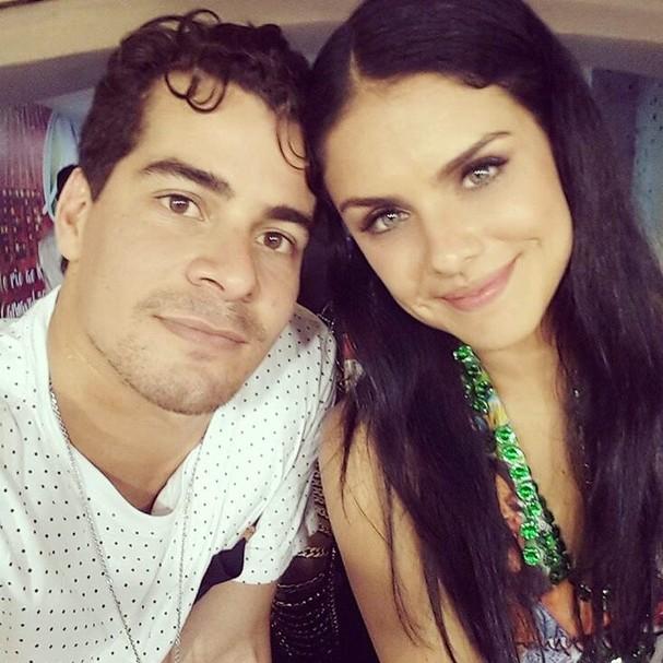 Paloma e Thiago estavam juntos há cinco anos (Foto: Instagram/Reprodução)