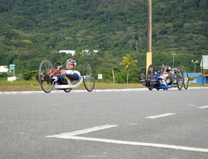 Fernando Aranha paraciclismo (Foto: Arquivo Pessoal)