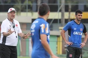 Joel Santana Vasco (Foto: Marcelo Sadio / Vasco)