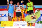 Cerca de 1200 corredores disputam a Meia Maratona Sesc de Revezamento