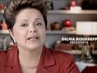 Presidente Dilma participa de propaganda eleitoral de Patrus na TV