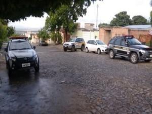 Operação foi desencadeada nesta quinta-feira (10) (Foto: Polícia Militar/Divulgação)
